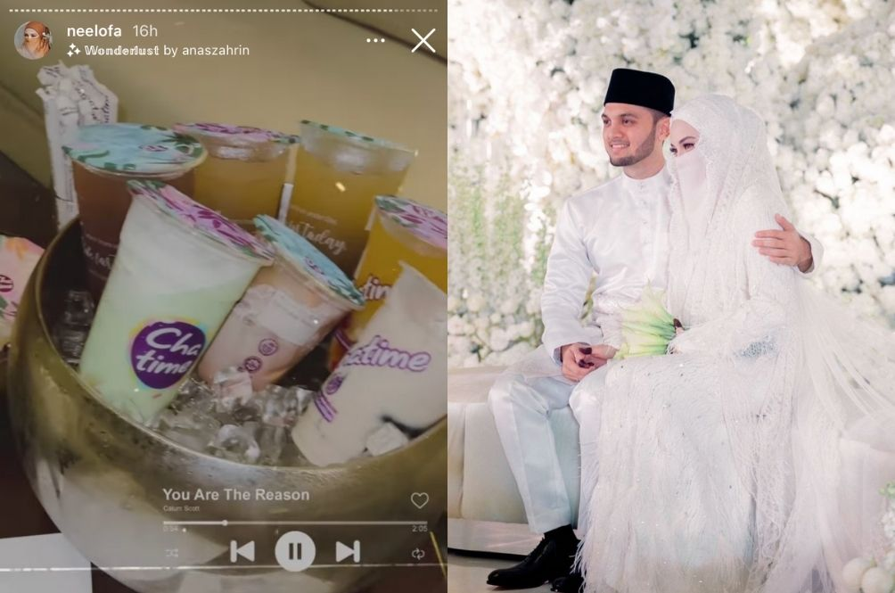 Neelofa Faces Backlash For Going To Langkawi After Her Wedding But Here's The Real Story