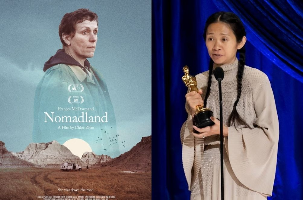 Chloe Zhao Makes History After Becoming The First Asian Woman To Win 'Best Director' At The Oscars