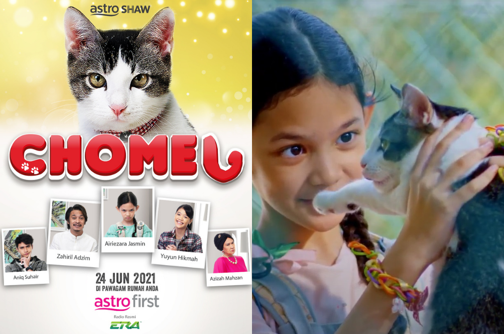 Malaysia's First Ever Film Starring A Kitty Cat Debuting In June Is Set To Melt Your Heart