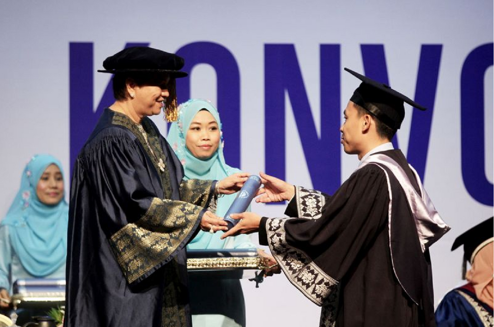 This Malaysian Convict Graduated With An MBA From Prison And Now Wants To Pursue His PhD