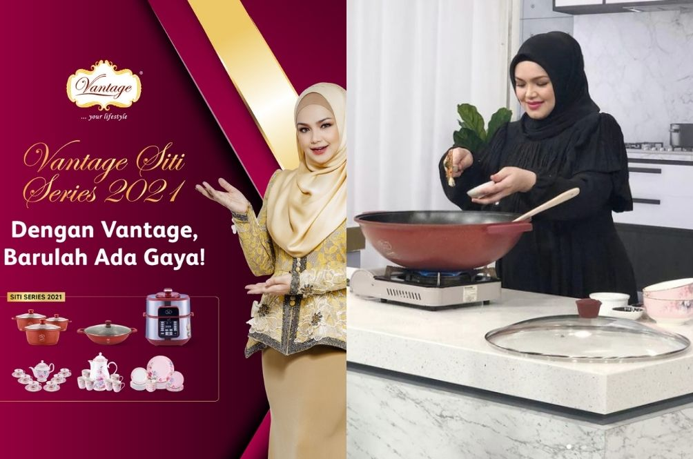 Malaysians, Are You Ready For The First 'Singing' Pressure Cooker From Dato' Sri Siti Nurhaliza?