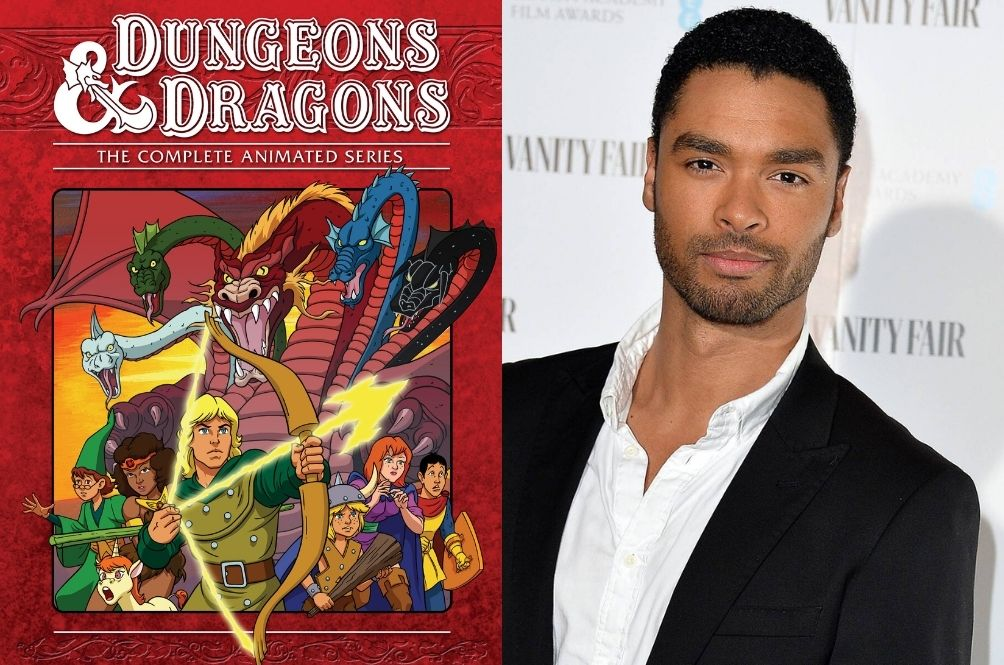 A 'Dungeons And Dragons' Film Adaptation Is Happening Soon And It'll Star 'Bridgerton's' Regé-Jean Page