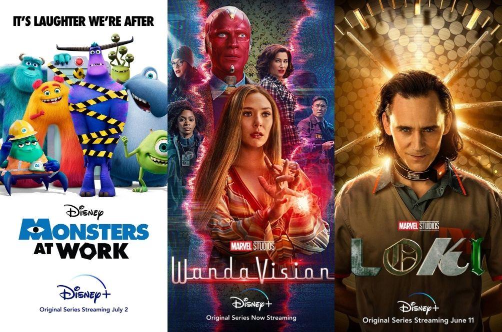 Top 5 Series/Films We're Looking Forward To On Disney+ Hotstar