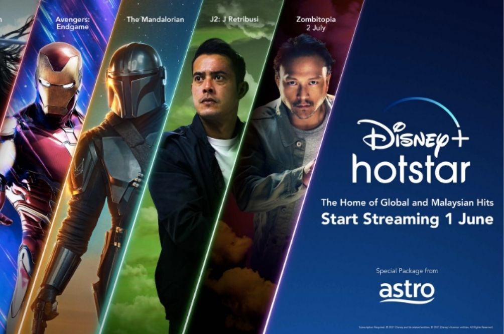 The Wait Is Finally Over! Here Are 8 Things You Need To Know About Disney+ Hotstar Malaysia