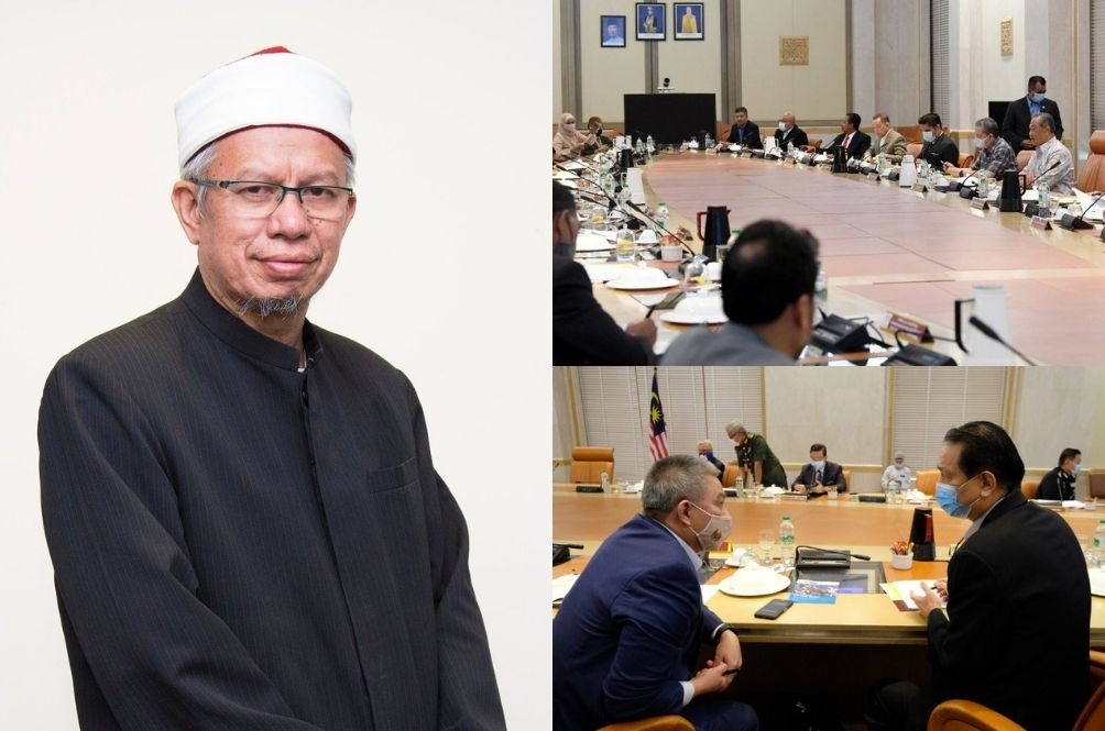 Minister Dr. Zulkifli Tests Positive For COVID-19; Other Ministers To Undergo Quarantine