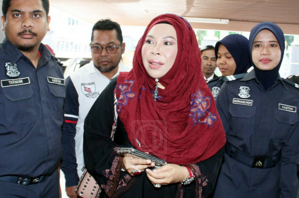 Qu Puteh Millionaire, Datuk Vida Pleads Guilty to 16 GST Related Charges