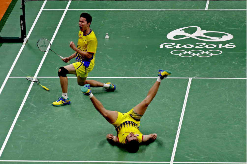 Goh V Shem and Tan Wee Kiong Top Off 2016 as Dubai World Superseries Champions