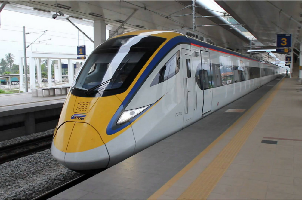 ETS Travelers Will Soon Have The Chance To Feel 'Atas' Thanks To The ETS Business Class Coaches