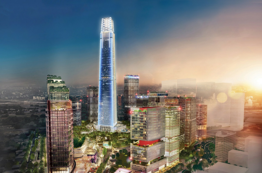 Malaysia's Tallest Building Set For Completion In 2018 And Will Beat Out KLCC
