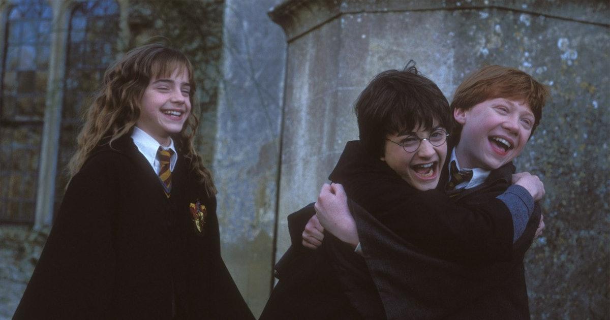 The iconic trio.