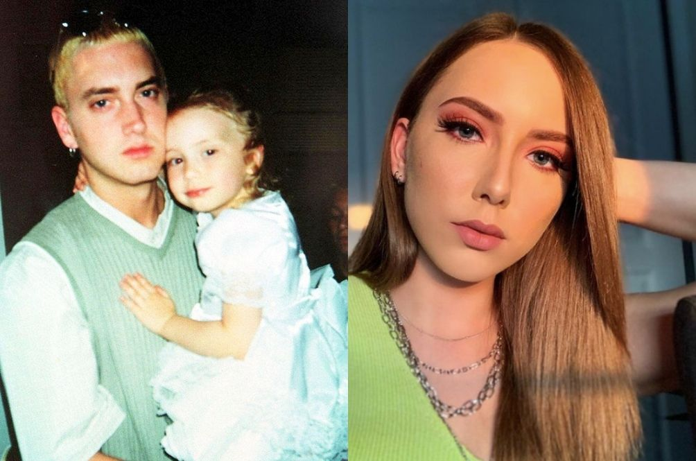 Remember Eminem's Daughter, Hailie? She's All Grown Up Now
