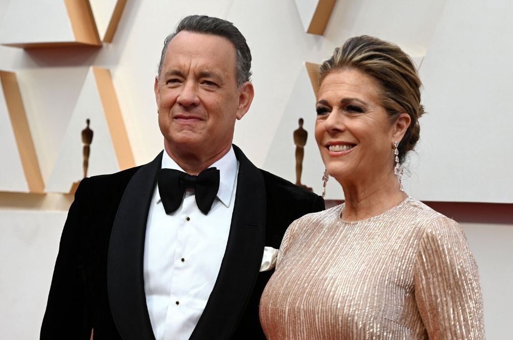 Tom Hanks And Wife Confirm That They Tested Positive For COVID-19 In Australia