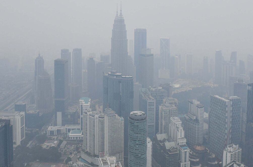 Haze, Haze Go Away: Kuala Lumpur Is Now The FOURTH Most Polluted City In The World