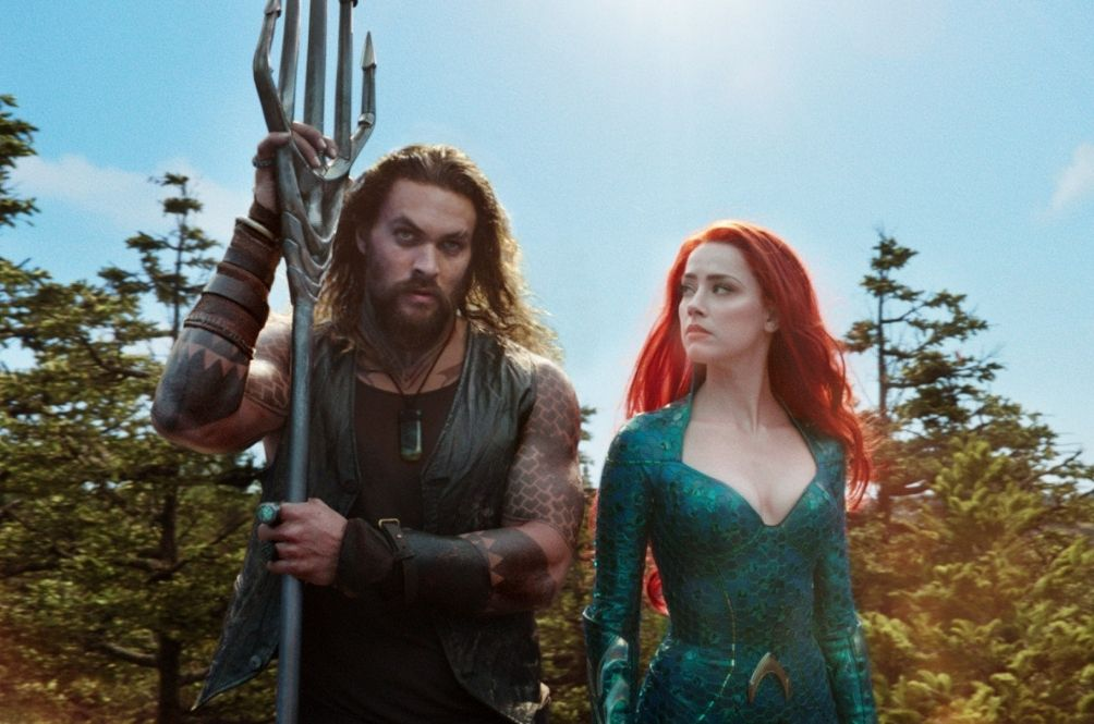 Petition To Remove Amber Heard From 'Aquaman 2' Has Over 1 Million Signatures Now