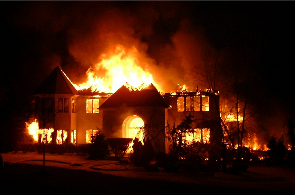 How Prepared Are You in The Event of A House Fire? Here are 5 Things You Can Do to Prevent It