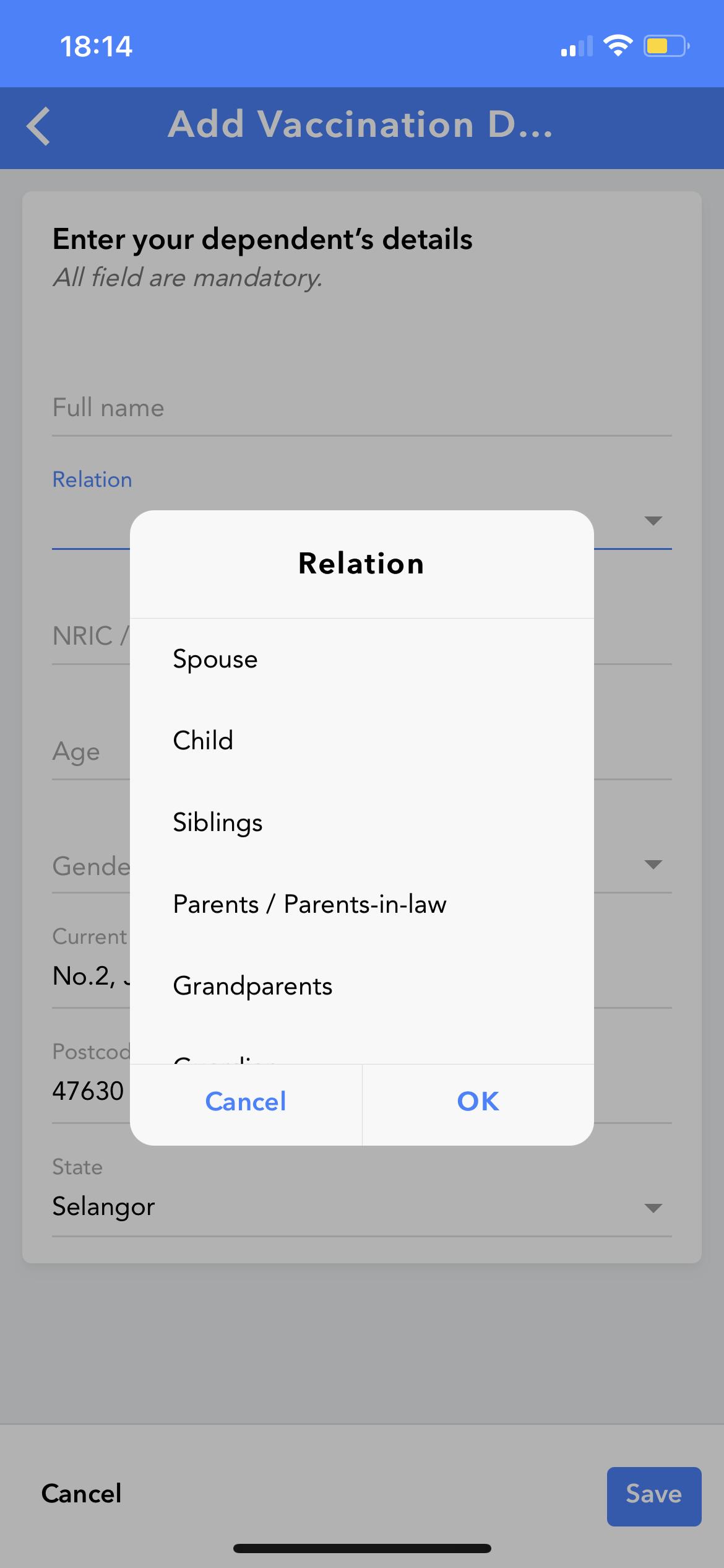 Register them today, parents!