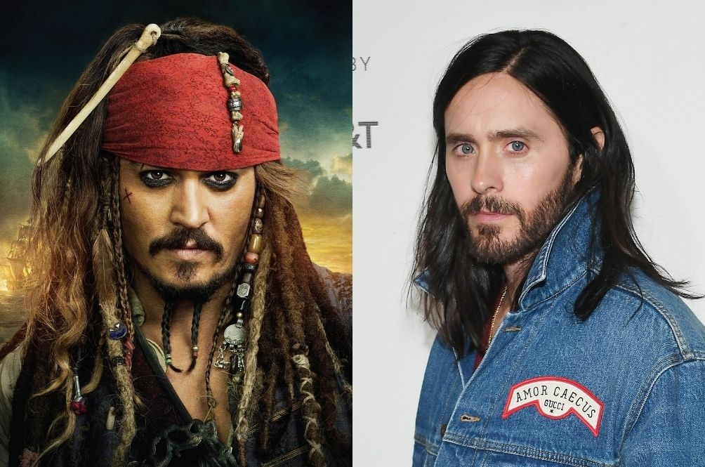Jared Leto To Star In 'Pirates Of The Caribbean' Reboot As Jack Sparrow?