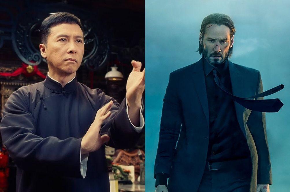 IP Man VS John Wick: Donnie Yen Set To Star In 'John Wick 4' Alongside Keanu Reeves