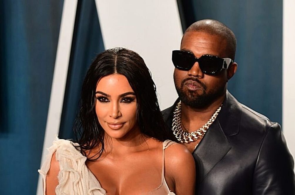 It's Over: Kim Kardashian And Husband Kanye West Are Getting Divorced