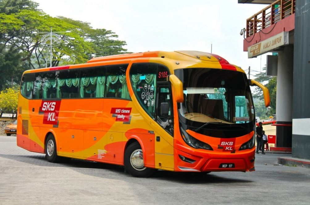 Female-Only Express Bus Coaches Will Soon Be Introduced For KL-Seremban Route