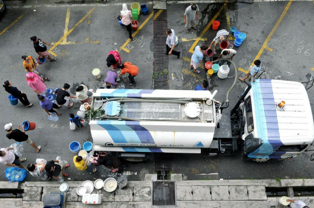 Klang Residents To Face Water Disruption This August