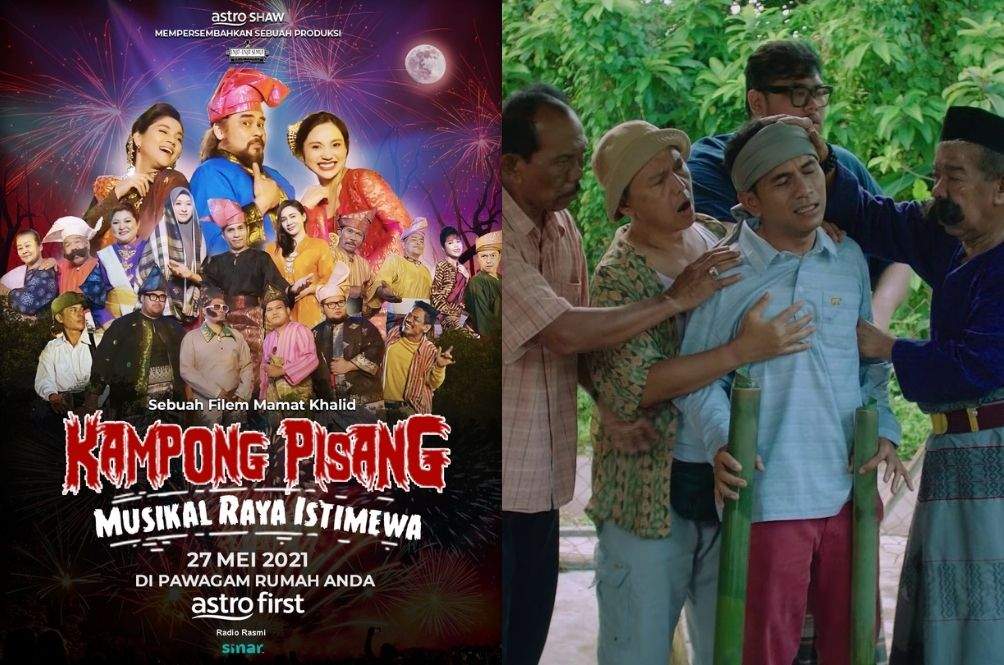 Can't Get Enough Of 'Kampong Pisang'? They're Back With A Special Raya Musical