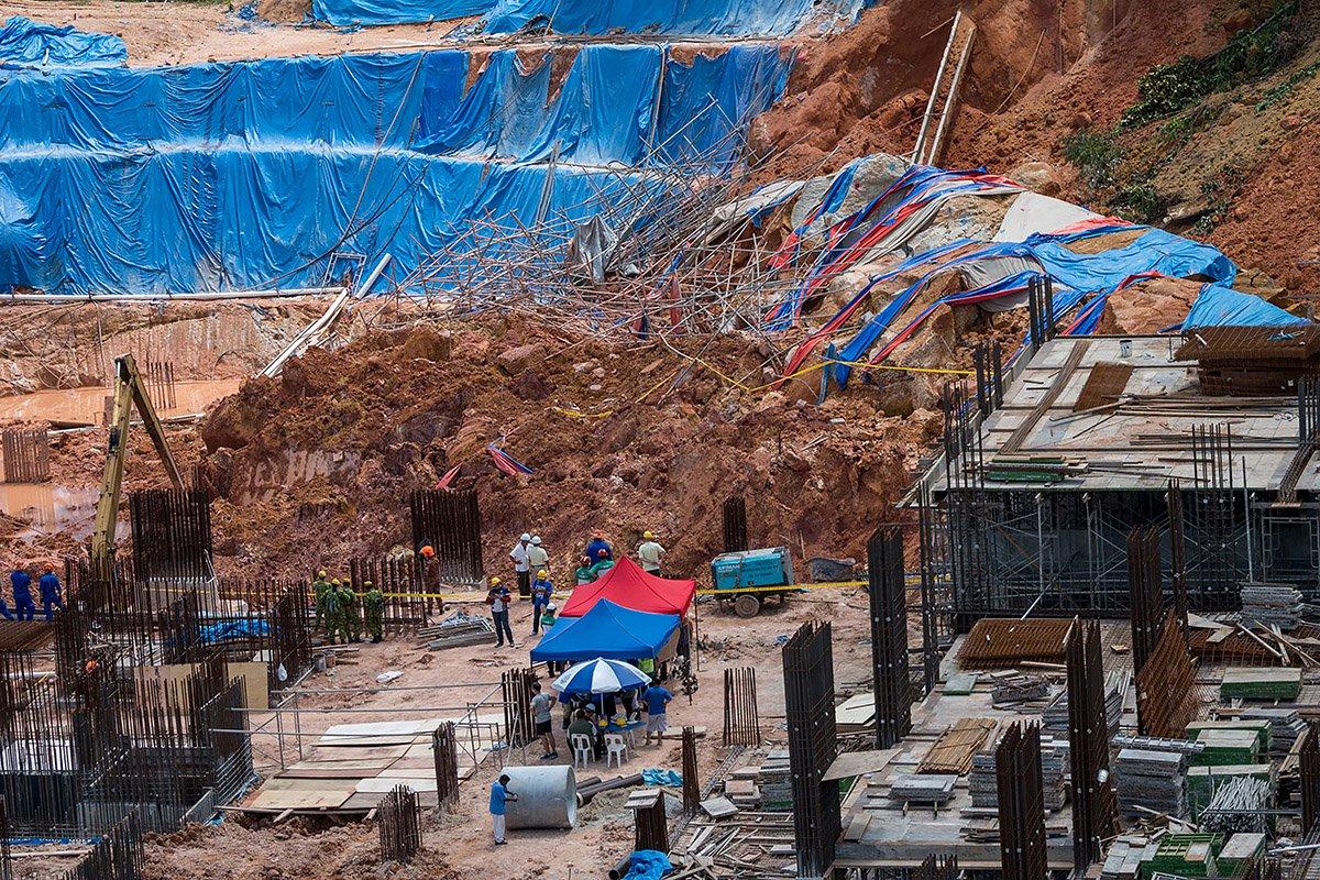 The recent landslide in Penang claimed nine lives.