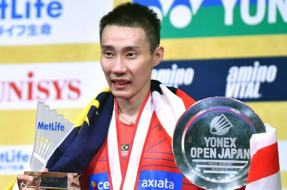 Chong Wei Proves He's King With 6th Japan Open Title