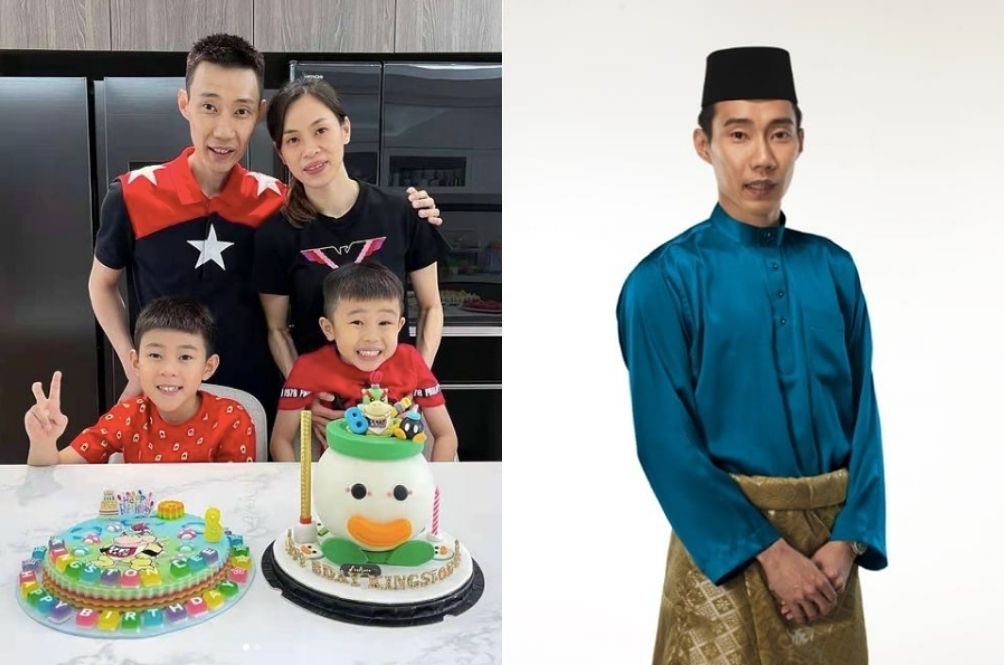 Lee Chong Wei Tries To Explain What Is Fasting About To His Son, Netizens Impressed