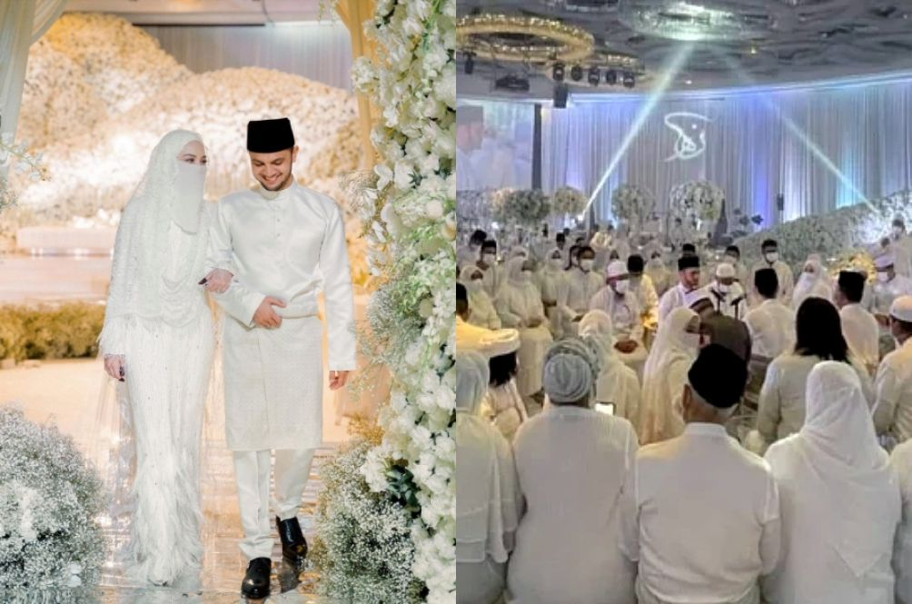 Neelofa And Family Fined A Total Of RM60,000 For Flouting SOPs At Wedding And In Langkawi