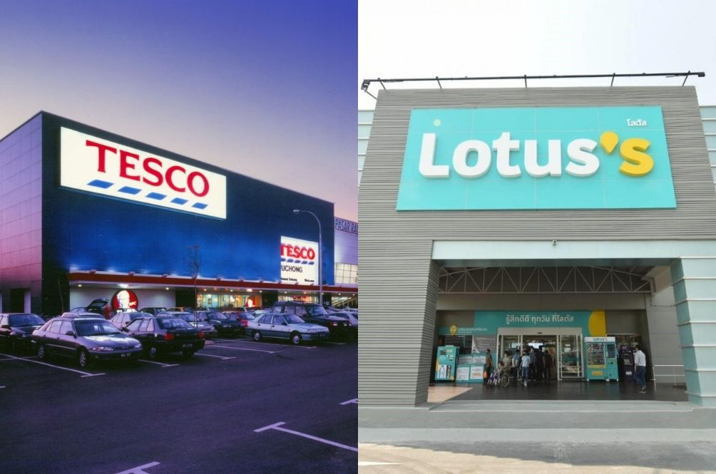 Tesco Is Changing Their Name To Lotuss Stores And We've Got The Answers To All Of Your Questions