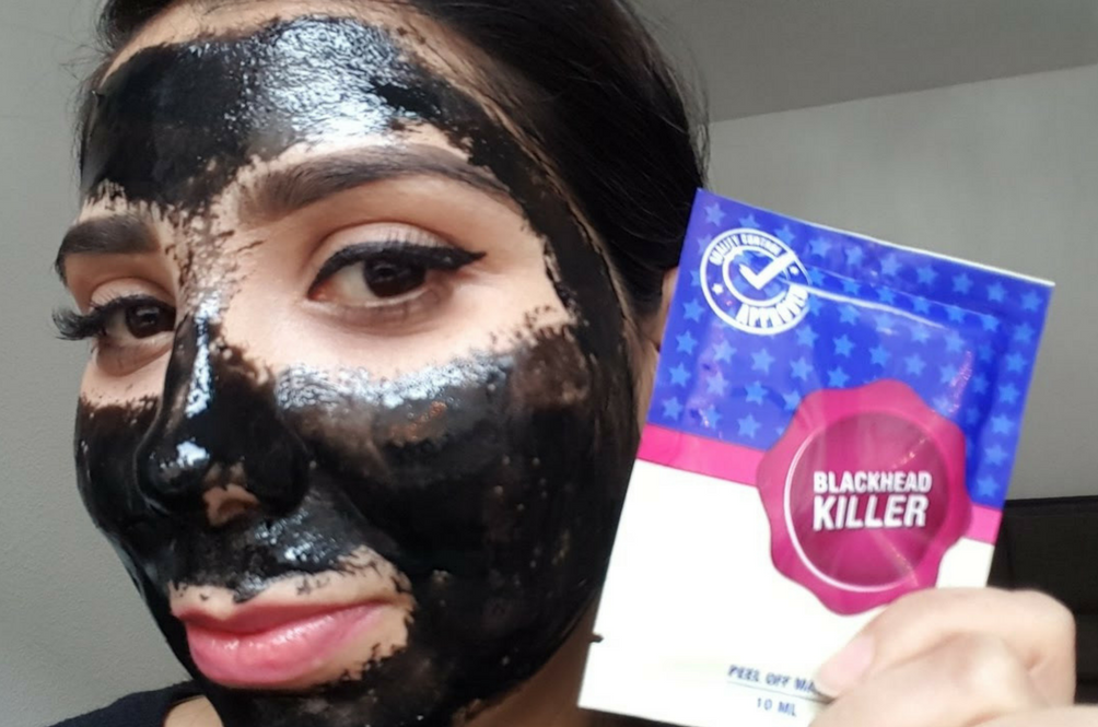 Beware Of The Blackhead Mask Scam Thatll Place An Order For You