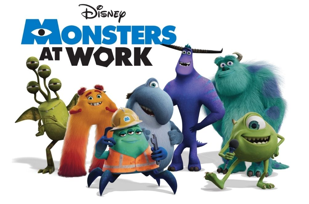 Our Favourite Childhood Film 'Monsters Inc.' Is Getting A Spin-Off Show On Disney+