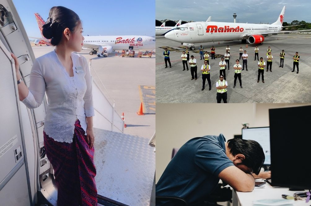 Former Malindo Air Employees Share Heartbreaking Sign Off Photos Following Retrenchment