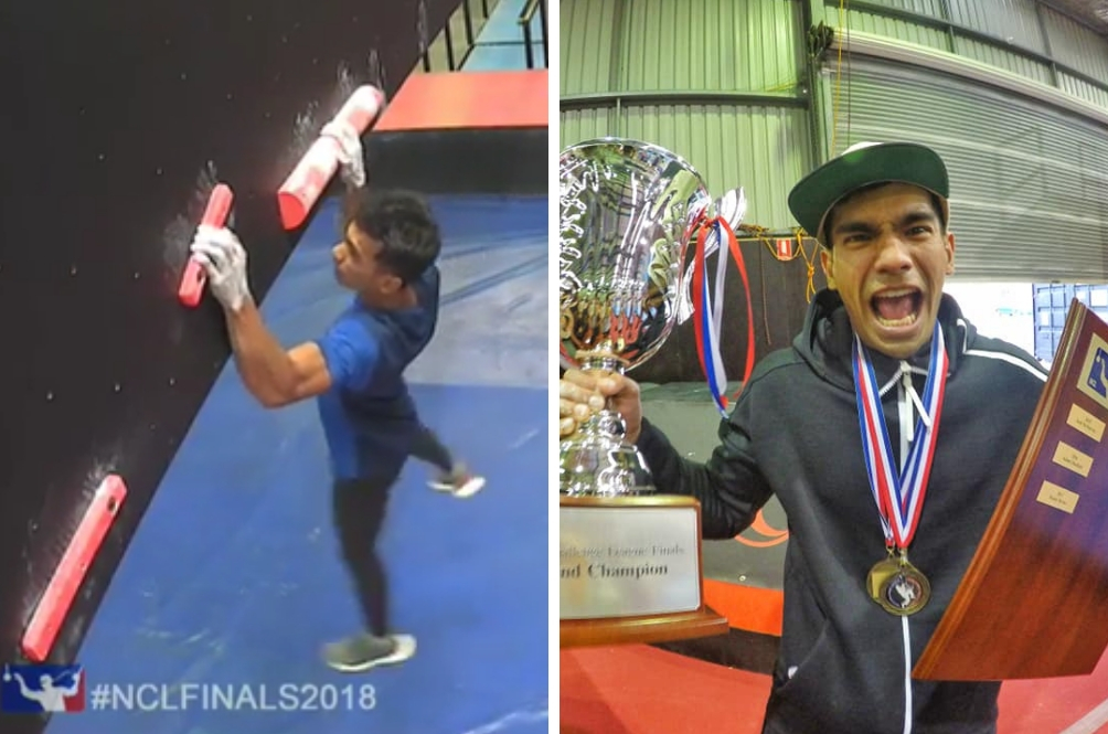 Mat Redho Creates History By Being The First Malaysian To Win This Unique Sport