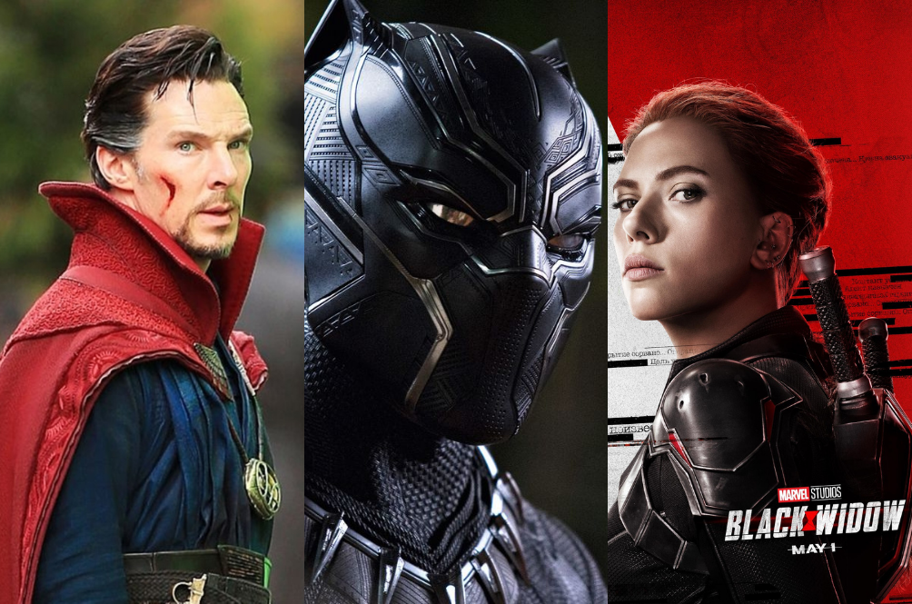 Here Are All The Marvel Movies Coming To A Cinema Near You This Year (And The Next)