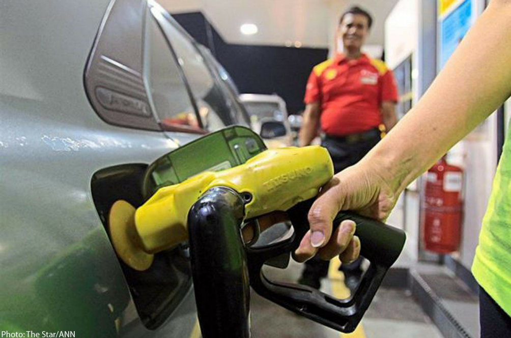 Fuel Prices Down By RM0.17 For RON95 And RM0.19 For RON97