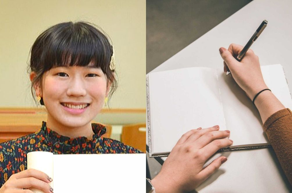 Japanese Student Receives Full Marks After Submitting A Blank Essay Paper To Her Professor