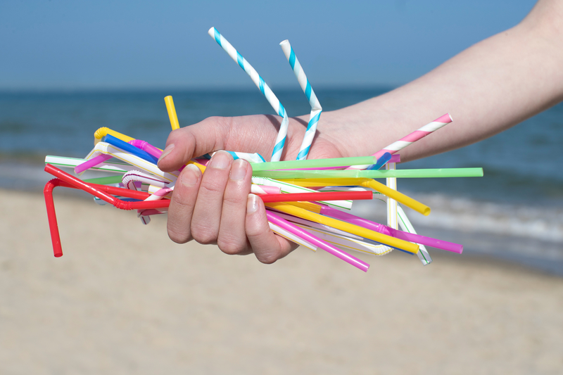 This move will mean less straws will make its way into our oceans.