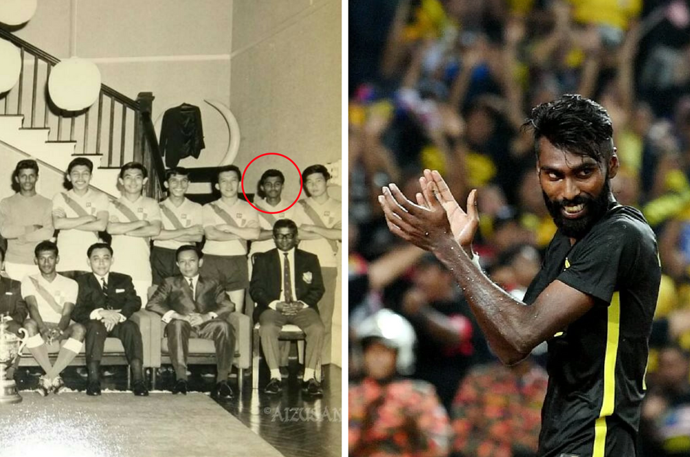 Did You Know That Our Striker N. Thanabalan Helped Malaysia Beat Myanmar In 1968 AND 2017?