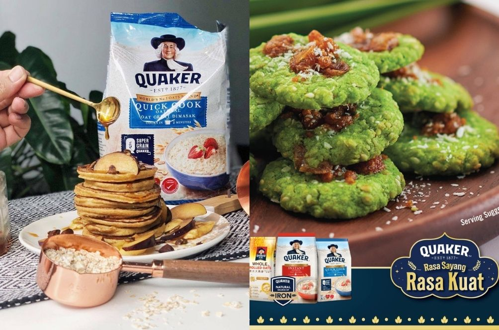 Get Ready For An Oatsome Ramadan With Quaker Oats Recipes That'll Keep You Energised All Day