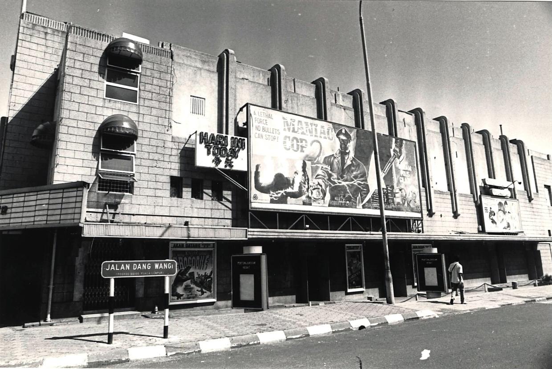 Odeon Cinema back in 1991.