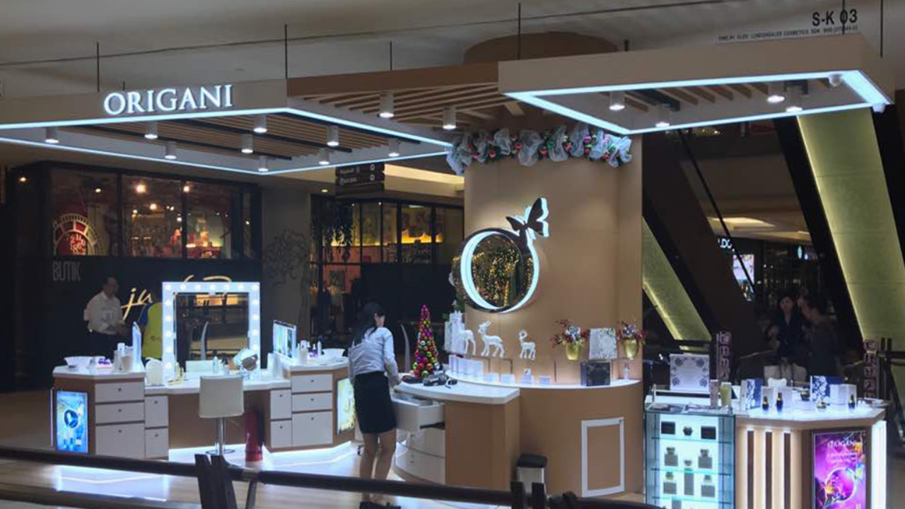 Have you been to Origani recently?