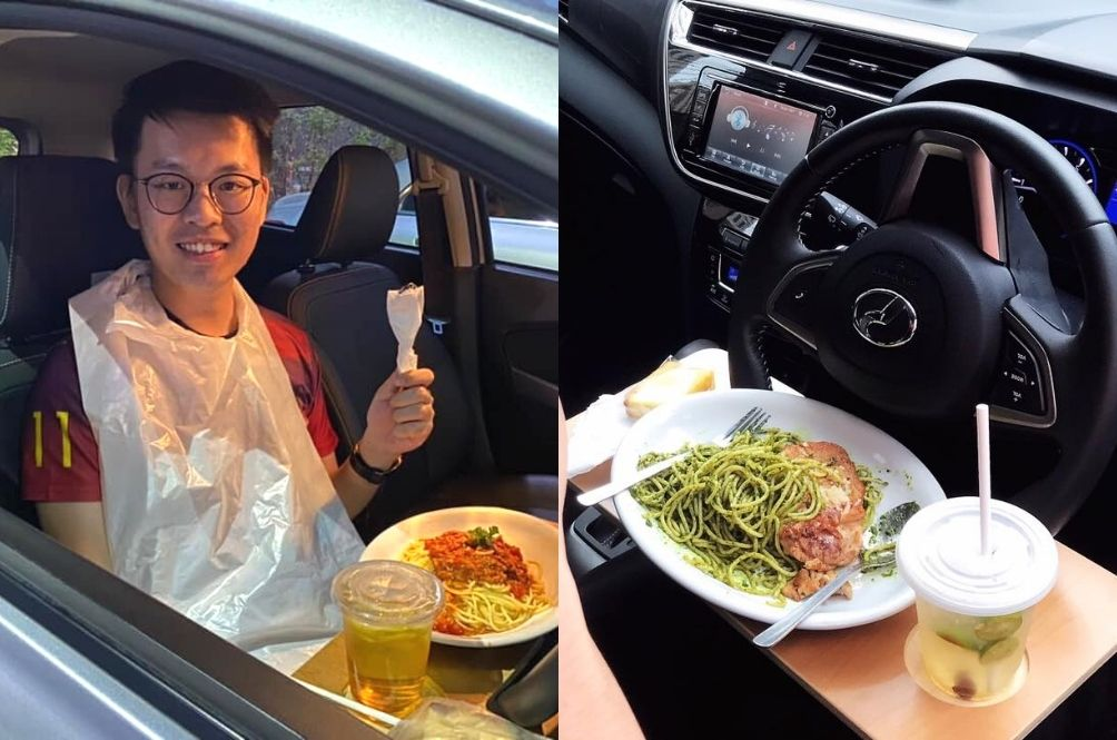Miss Dining In? This Restaurant In Cyberjaya Offers A Drive-In Option For You To Enjoy
