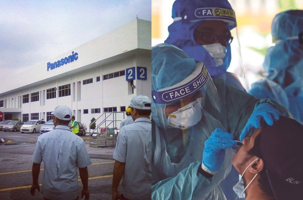 Panasonic Malaysia Reports 116 COVID-19 Cases In Its Shah Alam Factories
