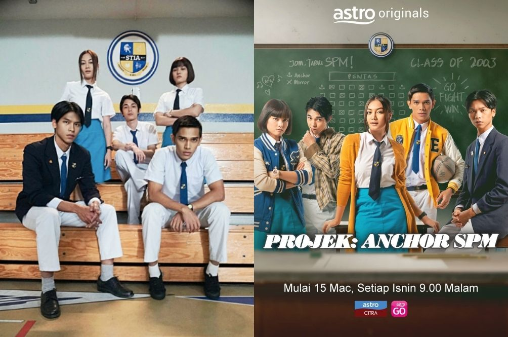 Fans Cannot Wait To Watch The Finale For 'Projek Anchor SPM' Premiering On 3 May
