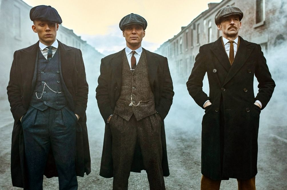 By The Order Of The Peaky Blinders, The Show Is Set To End After Season Six