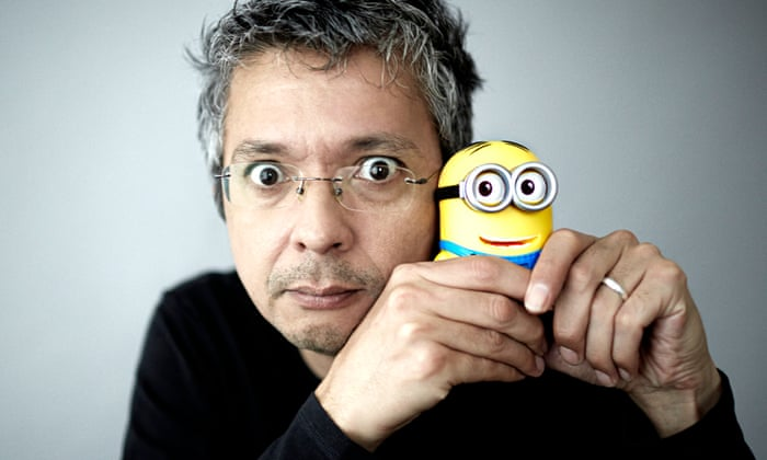 The man behind the minions.