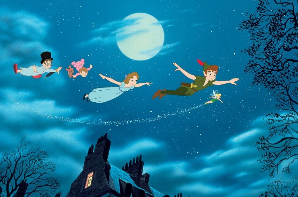 Get Your Pixie Dusts Ready, Disney Is Making A Live-Action Film For 'Peter Pan'