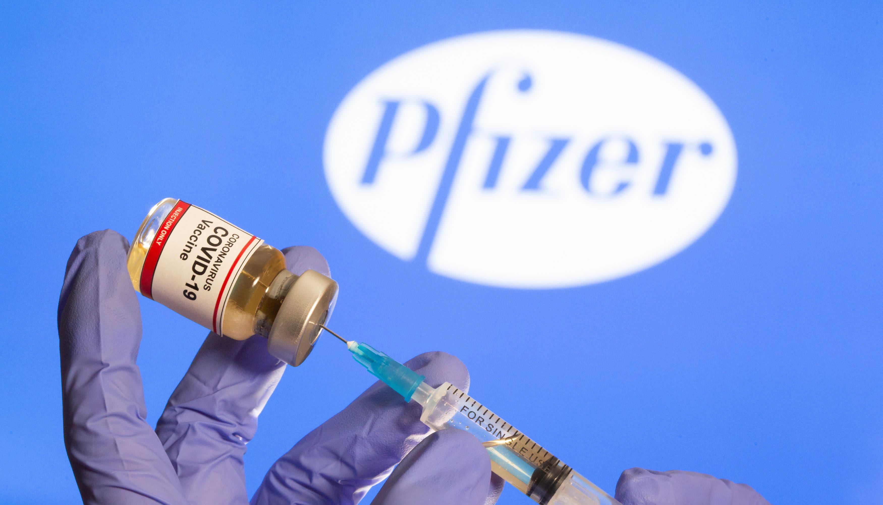Kids aged 12 above will receive Pfizer.